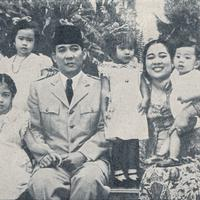 Ternyata selain Gempar Soekarno Putra, masih ada lagi orang-orang yang mengaku sebagai keturunan Bung Karno. (Foto: Wikipedia)