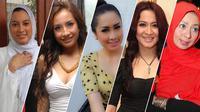 Jane Shalimar, Shinta Bachir, Melinda, Oki Agustina, dan Sarah Vi (Istimewa)