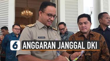 Polemik anggaran DKI Jakarta belum berakhir. Anggota DPRD DKI Jakarta kembali temukan anggaran janggal baru.