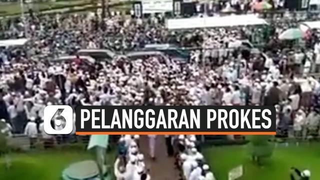 Polda Jawa Timur selaku bagian dari Satgas Covid-19 lakukan pendalaman terkait adanya dugaan pelanggaran protokol kesehatan saat pemakaman tokoh ulama Habib Hasan di Pasuruan pada hari Minggu lalu.