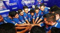 Yamaha Racing Indonesia membidik hasil lebih baik di ARRC Australia (dok: Yamaha)
