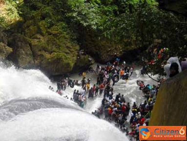 Citizen6, Makasar: Wisata alam Bantimurung, Makasar, Sulawesi Selatan. (Pengirim: Andi nur)