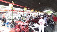 Honda Gratiskan Servis 335 Unit Sepeda Motor (PT AHM)