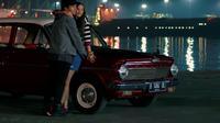 Caitlin Haiderman dan Jefri Nichol di Surat Cinta untuk Starla the Movie