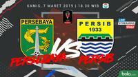 Jadwal Grup A Piala Presiden 2019, Persebaya Surabaya vs Persib Bandung. (Bola.com/Dody Iryawan)