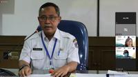 Sambutan Ir. Andono Warih, M.Sc, Kepala Dinas Lingkungan Hidup Provinsi DKI Jakarta. (Dok. Unilever Indonesia)
