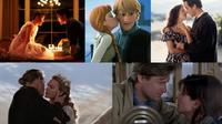 Ada beberapa adegan ciuman intens dan luar biasa di sepanjang sejarah film Hollywood. Berikut daftar 10 yang dianggap terbaik.