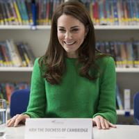 Kate Middleton (Foto: Eddie MULHOLLAND / POOL / AFP)