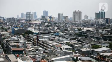 FOTO: Pertumbuhan Ekonomi Indonesia di Kuartal III 2020 Masih Minus