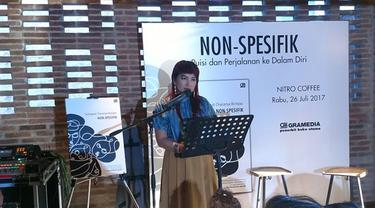 Anya Rompas, Rilis Buku Puisi Keduanya: Non-Spesifik