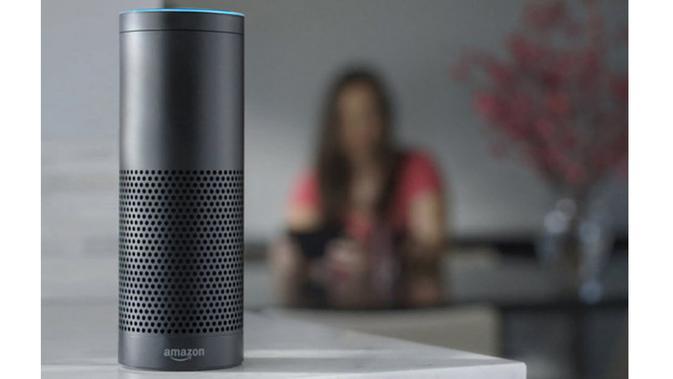 Ilustrasi: Speaker pintar Amazon (Sumber: Digital Trends)