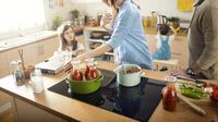 Ilustrasi dapur. (dok. Beko/Dinny Mutiah)