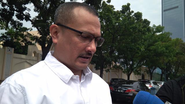 Ketua DPP bidang Advokasi dan Bantuan Hukum Partai Demokrat Ferdinand Hutahaean