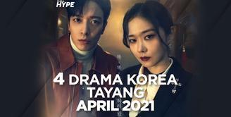 Penasaran drakor apa saja yang akan tayang di bulan April 2021? Yuk, simak video di atas!