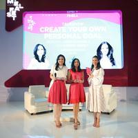 Simak bagaimana cara agar dapat mencapai impian hidup bersama Karina Nadila dan Rexona. (Foto: Daniel Kampua)