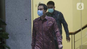 Tak Hadir, KPK Minta Azis Syamsuddin Kooperatif