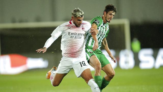 AC Milan, Theo Hernandez