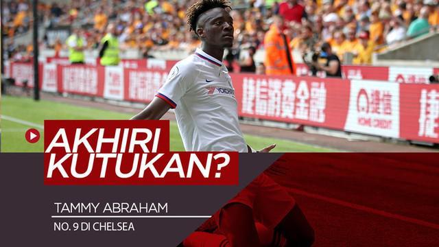 Berita video Tammy Abraham, akankah ia mengakhiri kutukan jersey nomor 9 di Chelsea? Jawabannya bisa saja. Kenapa?