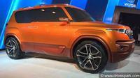 Mobil konsep Hyundai berkode QXI atau disebut sebagai Carlino. (Drivespark)
