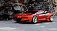 Bersaing Dengan Mercedes-Benz, BMW Siapkan Hypercar Hybrid? (Foto:Motor1)