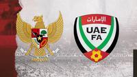 Kualifikasi Piala Dunia 2022: Indonesia vs Uni Emirat Arab. (Bola.com/Dody Iryawan)