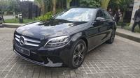 Mercedes-Benz C 180 (Arief/Liputan6.com)