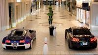 Bugatti Veyron vs Nissan GT-R (Zing)