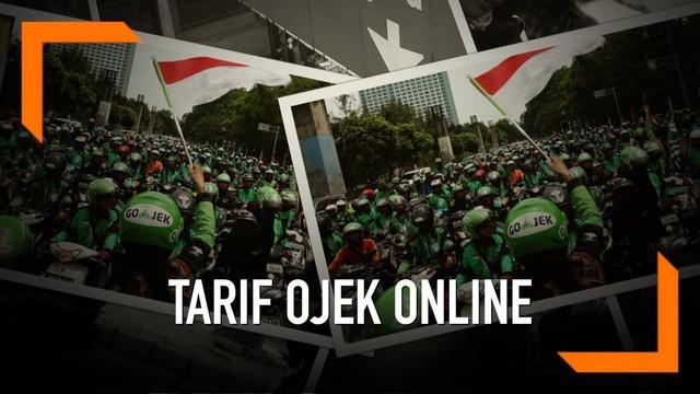 Pemerintah melalui Kementerian Perhubungan menetapkan tarif resmi ojek online. Besaran tarif dibagi menjadi 3 zona daerah yang ada di Indonesia.