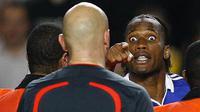 Didier Drogba vs Tom Hening Ovrebo (thetimes)