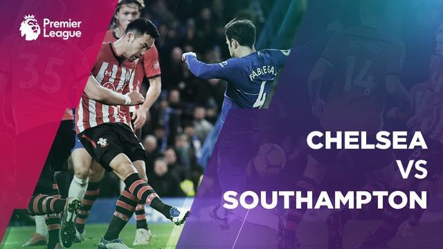 Berita video statistik Chelsea vs Southampton pada laga pekan ke-21 Premier League 2018-2019.