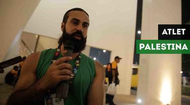 Mahmoud Zohud menjadi satu-satunya wakil Palestina pada ajang Asian Para Games 2018.