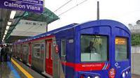 Pengerjaan jalur trem akan dimulai pada 2015 untuk jalur Utara ke Selatan Surabaya.