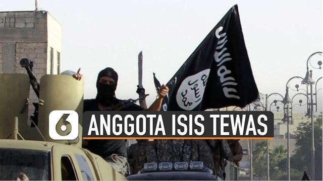 Nasib sial menimpa 21 anggota teroris ISIS di Samarra, Irak.