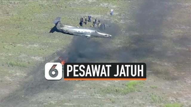 Detik Com News Hari Ini Pesawat Jatuh