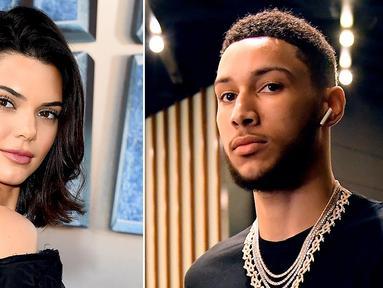 Hubungan Kendall Jenner dan Ben Simmons sepertinya semakin kuat setiap hari. Kini mereka terlihat mesra di hotel. (USWeekly)