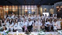 Dove Girls Gathering  mengundang 30 beauty enthusiast ternama tanah air, seperti Diera Bachir dan Tanya Larasati di Food Society Mal Kota Kasablanka pada Rabu (5/3). Tak hanya sekadar have fun, para perempuan juga diajak untuk makin percaya diri.