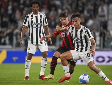 Liga Italia Juventus vs AC Milan