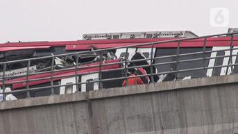 Dengan Program JKK, Perawatan Masinis Korban LRT Ditanggung BPJS Ketenagakerjaan