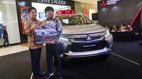 Menjadi bagian dari promo penjualan yang digelar MMKSI, setiap konsumen yang melakukan pembelian Xpander atau Pajero Sport di bulan Oktober sampai Desember 2019 bisa mendapatkan beragam hadiah yang diundi.