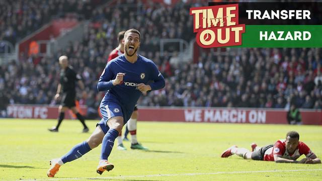 Berita video Time Out kali ini tentang rumor transfer lanjutan yang bisa terjadi jika Eden Hazard meninggalkan Chelsea.