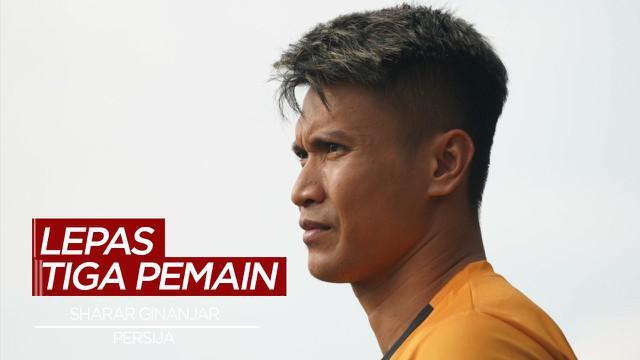Berita Video Termasuk Shahar Ginanjar, Persija Resmi Lepas 3 Pemainnya ke Dewa United