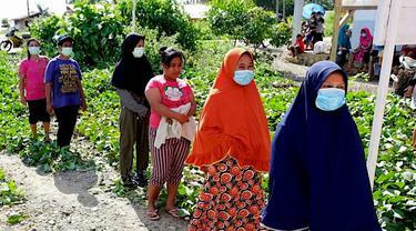 Pembatasan Wilayah Cegah Covid-19 ala Desa Terpencil di Halmahera Selatan
