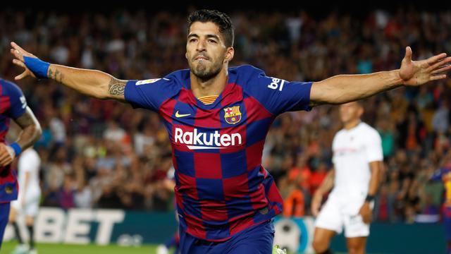 Luis Suarez Segera Berpisah dengan Barcelona - Spanyol Bola.com