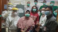 Dekan FKUI Ari Fahrial Syam menceritakan perjuangan melawan Corona COVID-19 bersama rekan-rekan tenaga medis. (Dok dr Ari Fahrial Syam)