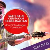 Seiring dengan berjalannya waktu, Iwan Fals mengalami pergantian gaya dalam menulis lagu. (Desain: Nurman Abdul Hakim/Bintang.com)