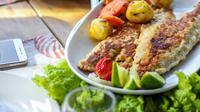 Ilustrasi menu diet Putri Diana   (Photo by Heloisa Nass on Unsplash)