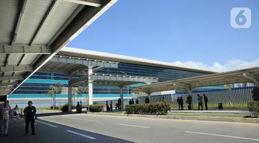 Sentuhan Warna AkzoNobel di Bandara Internasional Yogyakarta