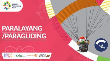 Paralayang / Paragliding