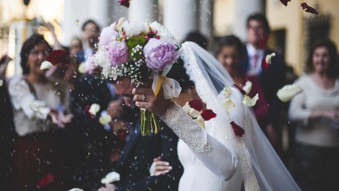 Ilustrasi menikah (dok. Pixabay.com/Pexels)
