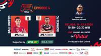 Bali Virtual Island Cup 2020 pekan keempat, Dias Angga Putra Vs Mochamad Dicky Indrayana. (Sumber: Vidio)